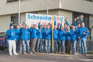 Schneider Bau Team